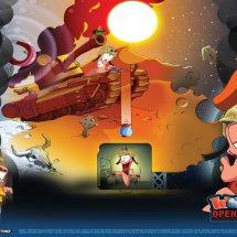 Immagini Worms: Open Warfare 2