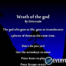 Immagini Wrath Of The God