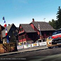 Immagini WRC FIA World Rally Championship 4