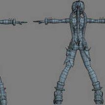Immagini X-Blades
