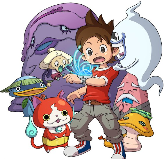Recensione yo kai watch for Chambre yo kai watch