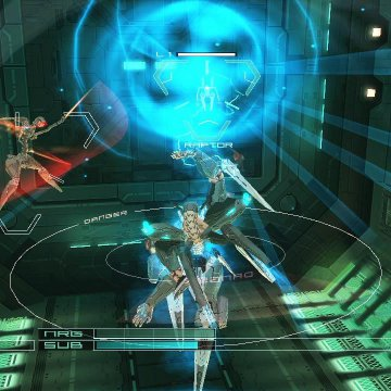 Zone of the Enders HD Collection