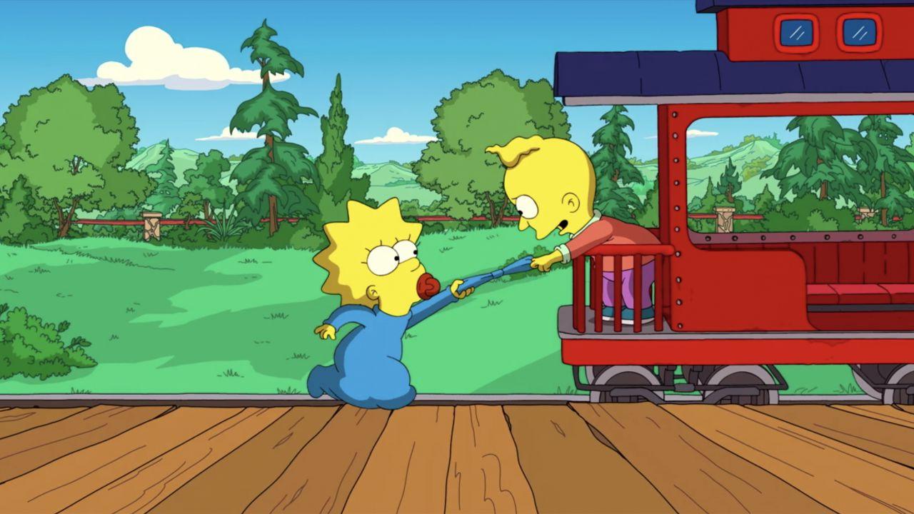 Le court-métrage d'animation des Simpson est en ligne — Disney