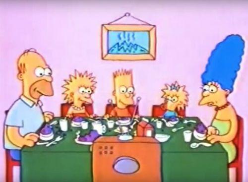 Disney+ : le court-métrage d'animation des Simpson est en ligne