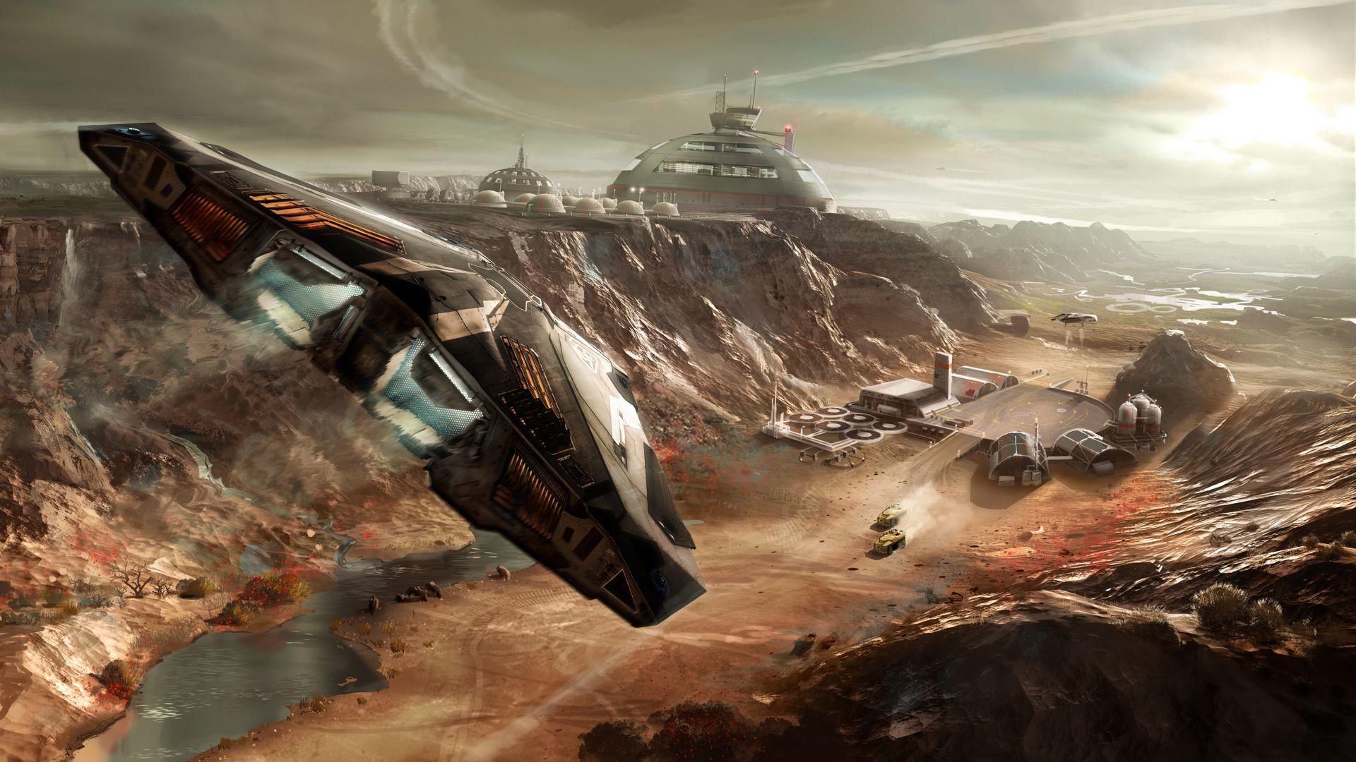 Elite: Dangerous confermato per PlayStation 4 con supporto a PS4 Pro