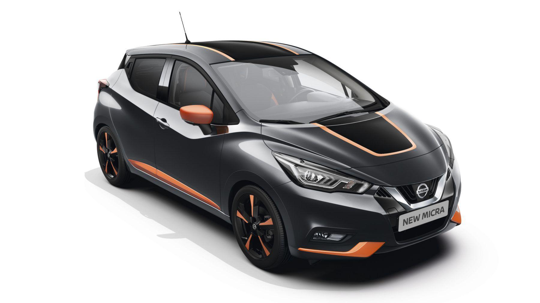 Nissan Micra 2017 Prezzi Allestimenti E Motorizzazioni