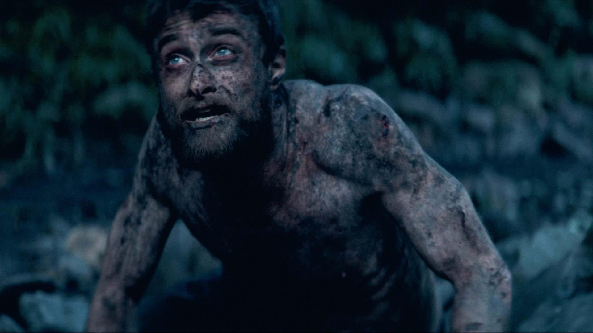 Jungle: Daniel Radcliffe smarrito nella giungla nel nuovo
