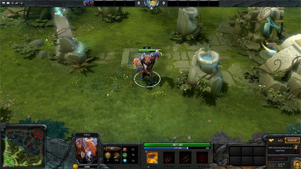 Preferenze di matchmaking di Dota 2