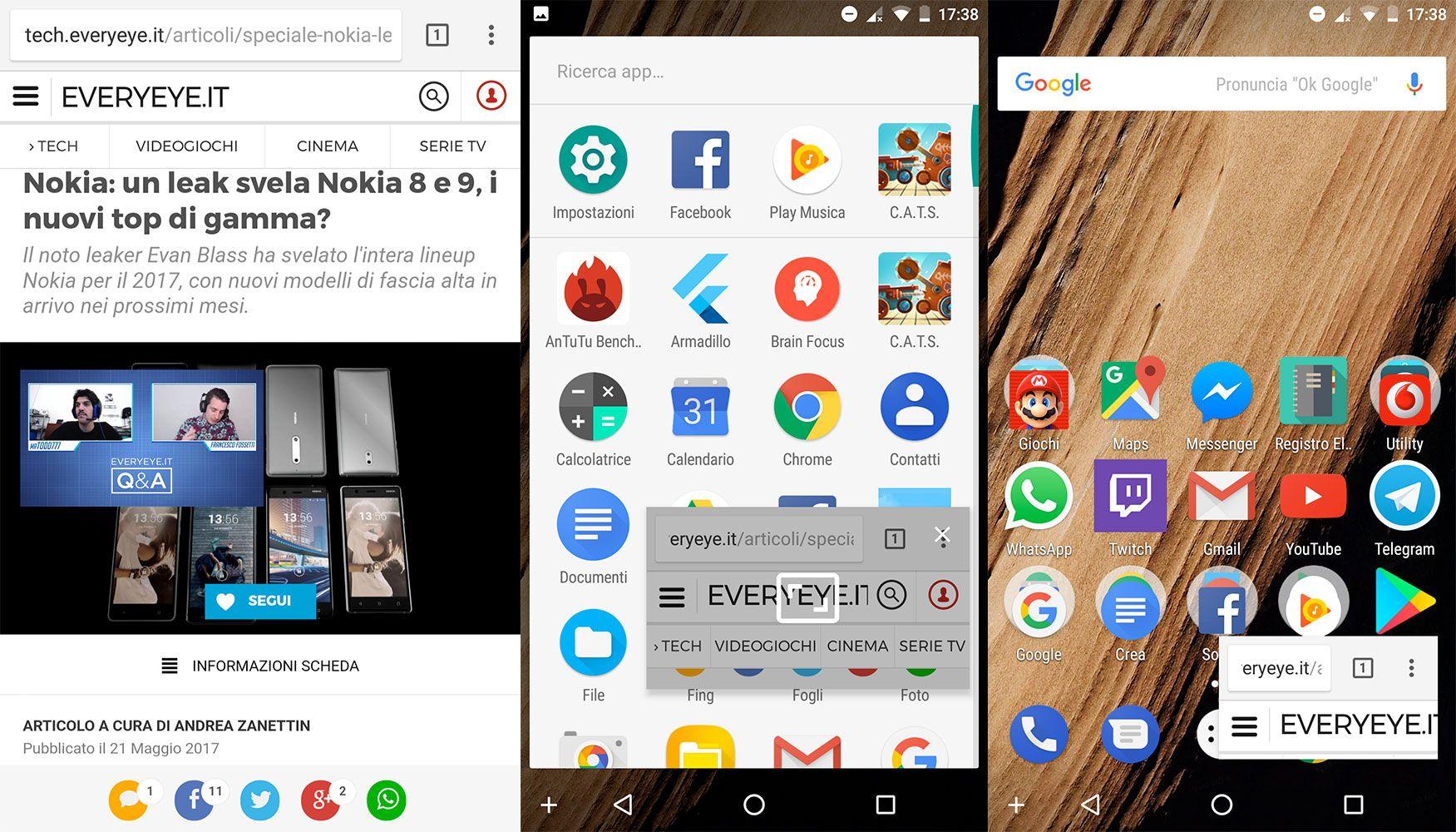Google Fuchsia non prenderà il posto di Android, sarà un progetto indipendente