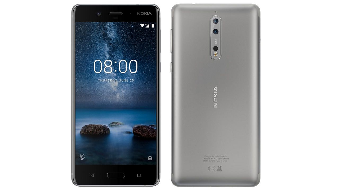 Nokia 8 sfida aperta a Galaxy S8 e iPhone