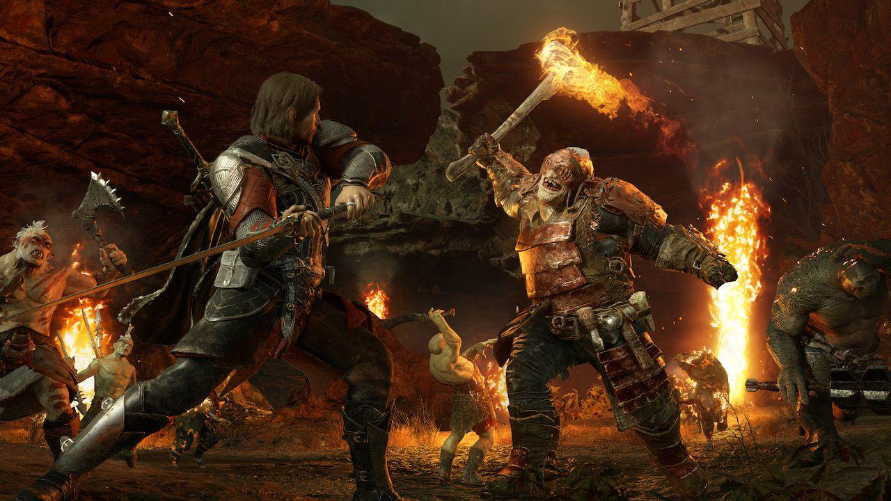 Un DLC speciale dell'Ombra della Guerra diventa gratuito