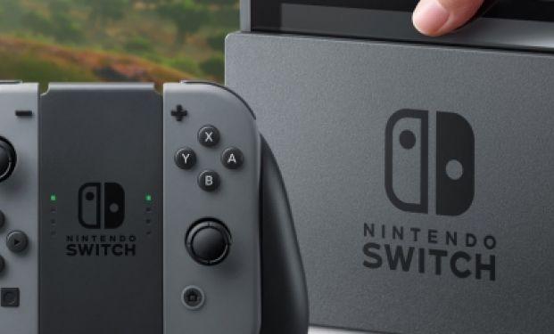 Il dock di Nintendo Switch non è la console principale