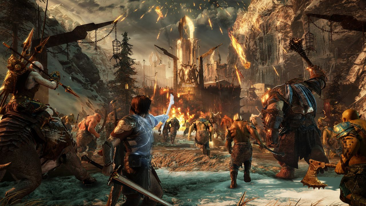 La Terra di Mezzo: L'Ombra della Guerra è stato già craccato, Denuvo resiste meno di un giorno