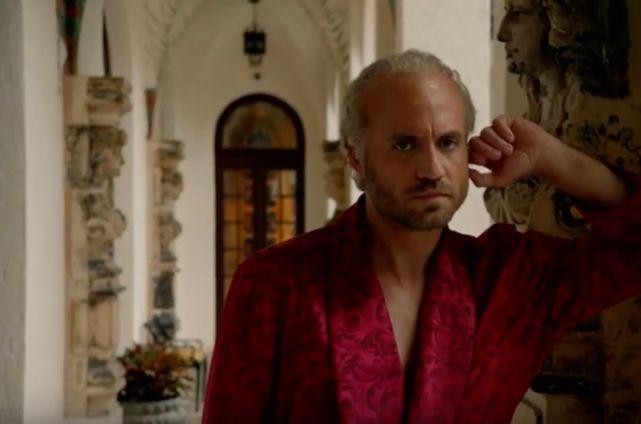 Versace non ha autorizzato la serie tv