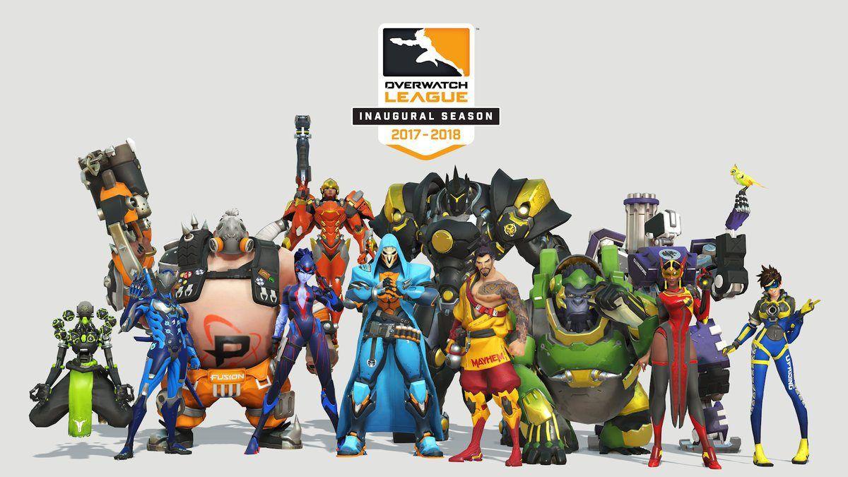 Overwatch League: Blizzard pubblica l'applicazione mobile dedicata