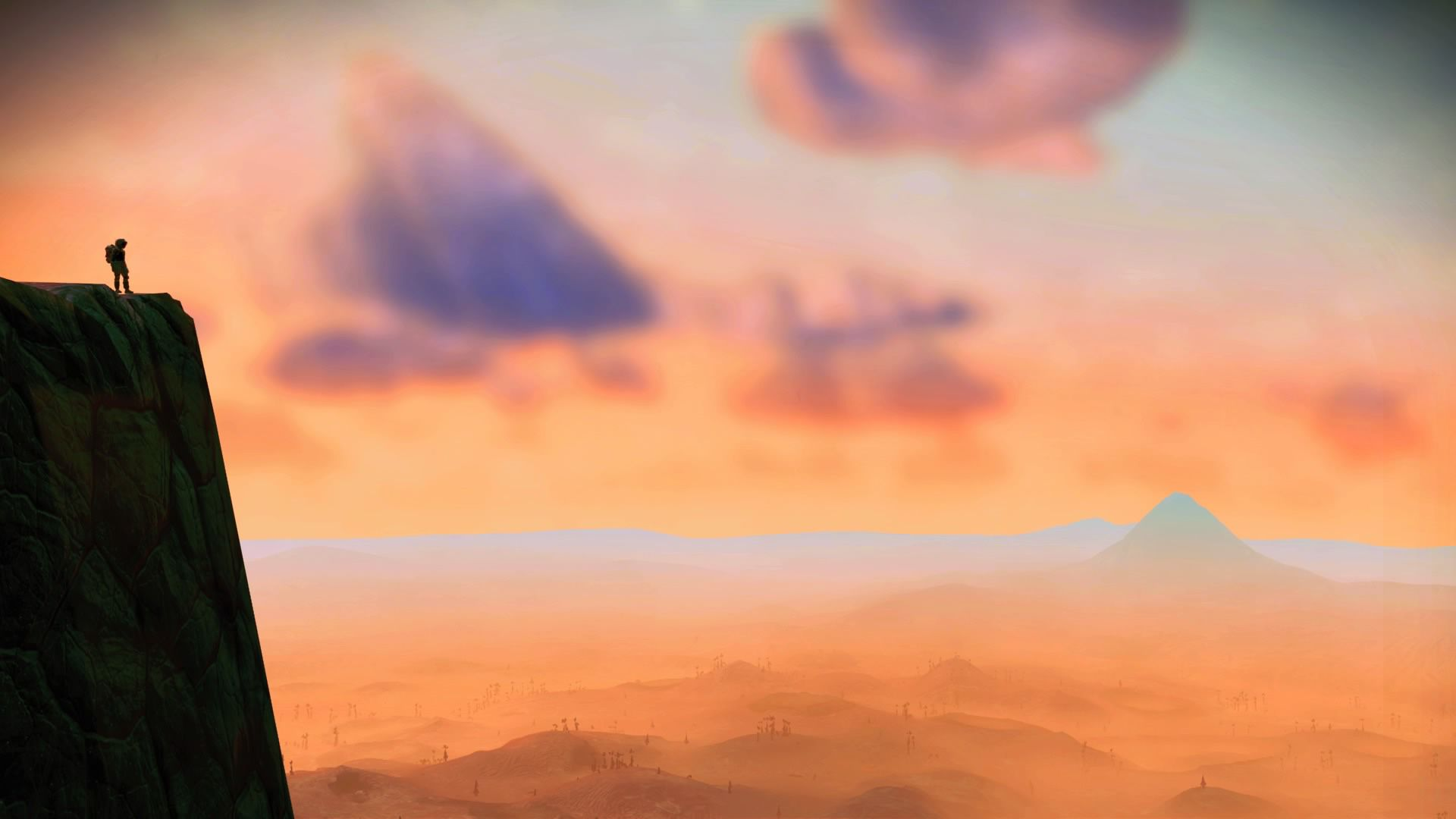 No Man's Sky gira in 4K reali su Xbox One X
