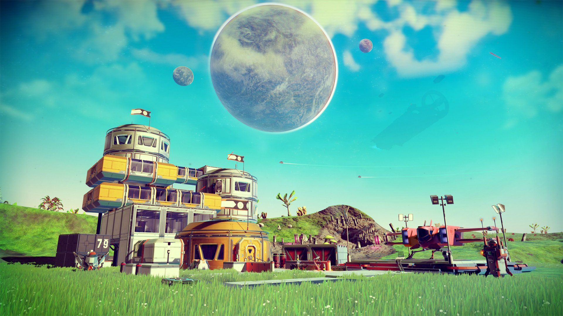 No Man's Sky NEXT parte bene su Steam