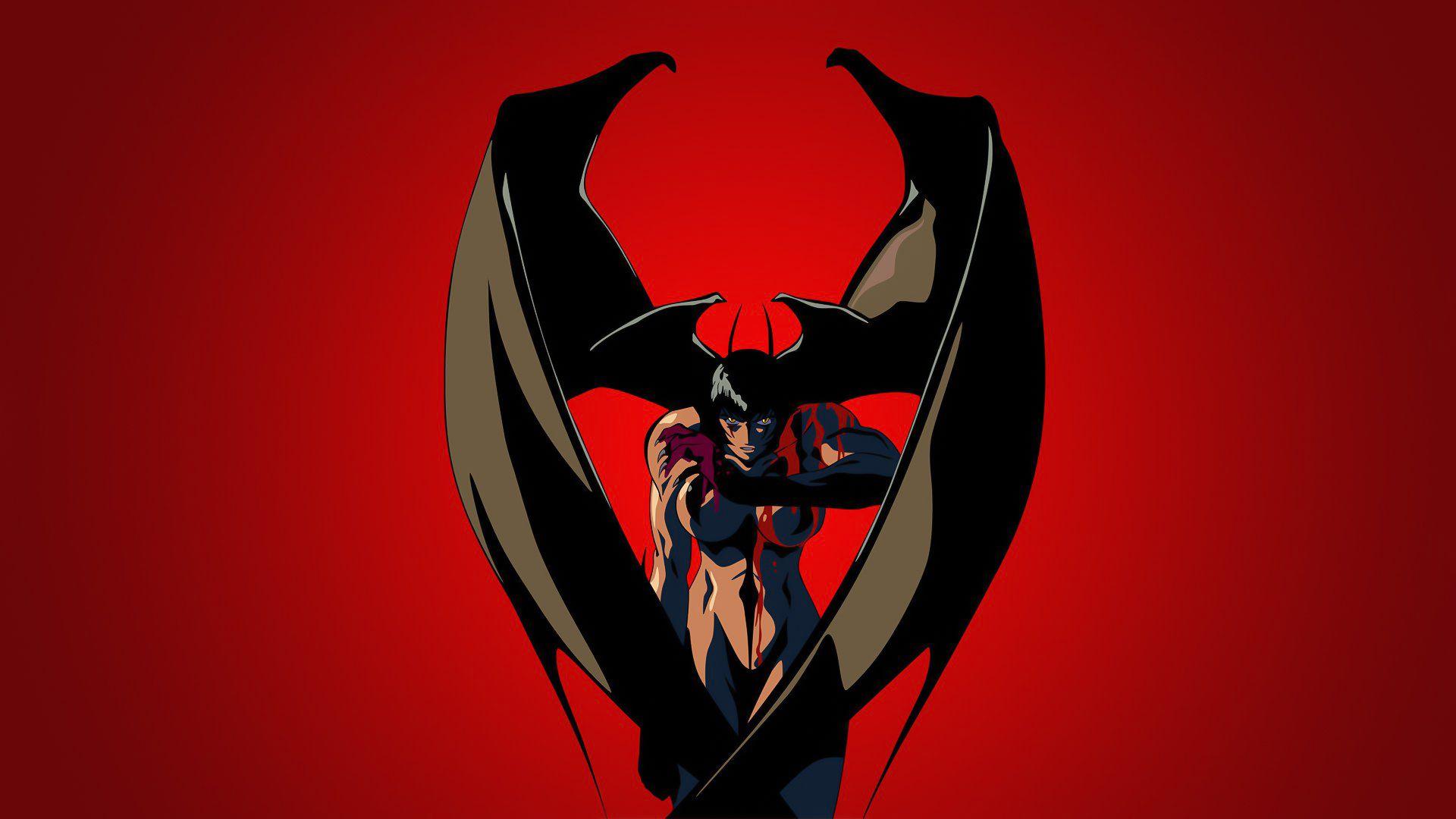 Devil sesso cartone animato