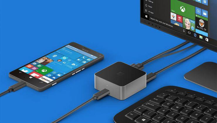 HP e Microsoft al lavoro su un nuovo smartphone Windows 10 Mobile