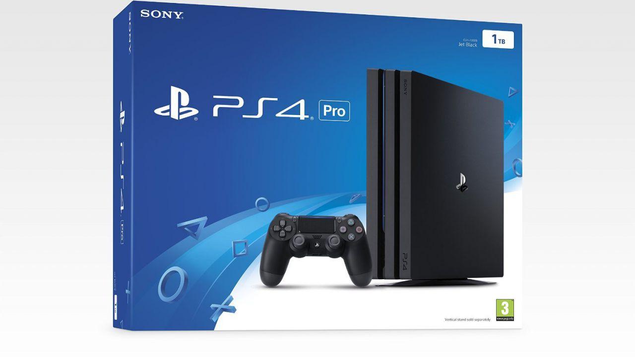 Sondaggio - Acquisterai PlayStation 4 Pro?