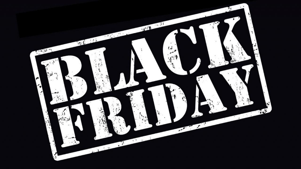 Sondaggio - Approfitterai del Black Friday per acquistare giochi e console?