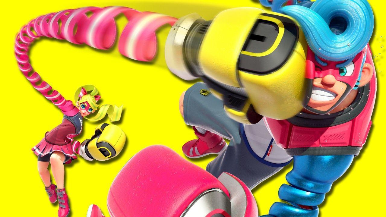 Sondaggio - ARMS: qual è il tuo personaggio preferito del nuovo picchiaduro Nintendo?