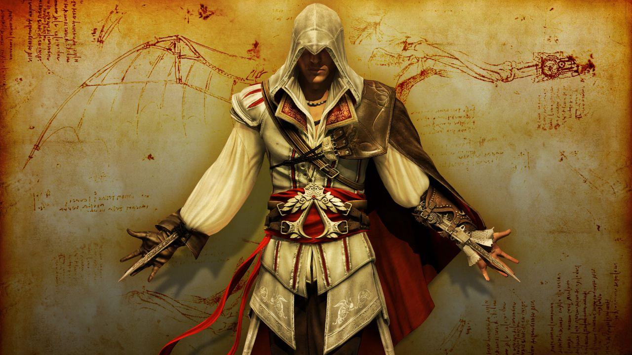 Sondaggio - Assassin's Creed Ezio Collection potrebbe arrivare su PlayStation 4 e Xbox One. Cosa ne pensi?