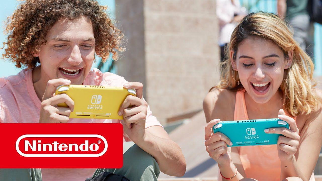 Sondaggio - Comprerai Nintendo Switch Lite?