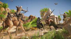 Cosa ne pensi del gameplay di Assassin's Creed Origins?