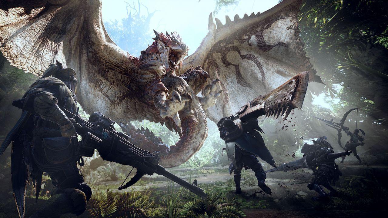 Sondaggio - Cosa ne pensi del gameplay di Monster Hunter World?