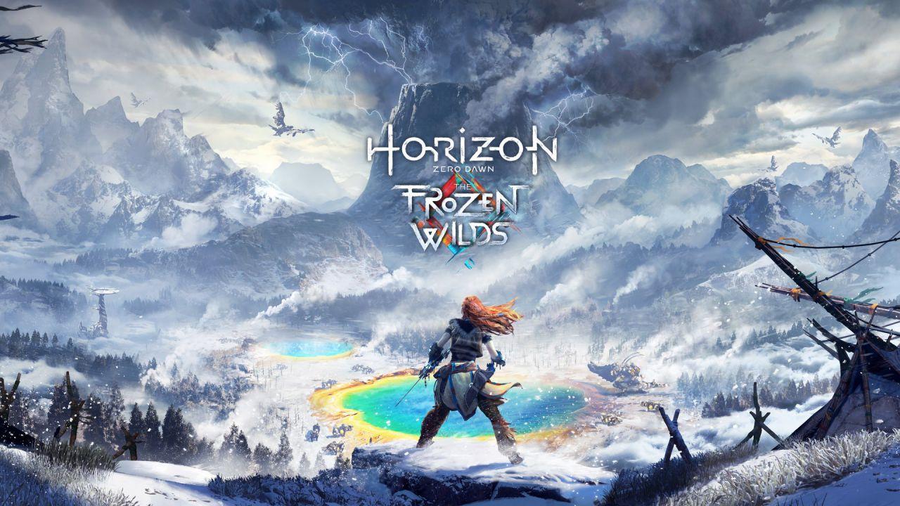 Sondaggio - Cosa ti aspetti da The Frozen Wilds, prima espansione di Horizon Zero Dawn?