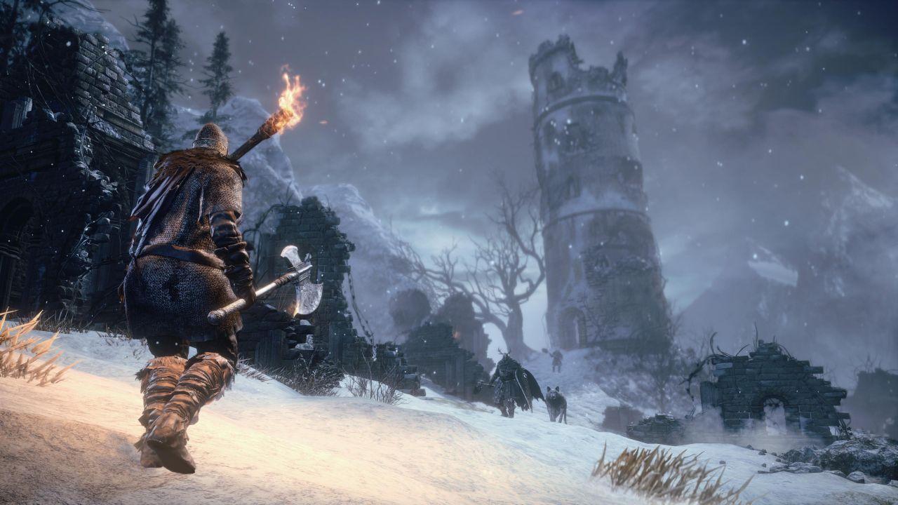 Sondaggio - Dark Souls 3: ti sta piacendo Ashes of Ariandel?