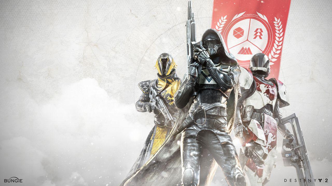 Sondaggio - Destiny 2: Quale classe hai scelto per iniziare l'avventura?