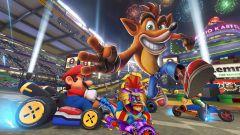 Di quale di queste serie vorresti vedere un racing in stile Mario Kart?