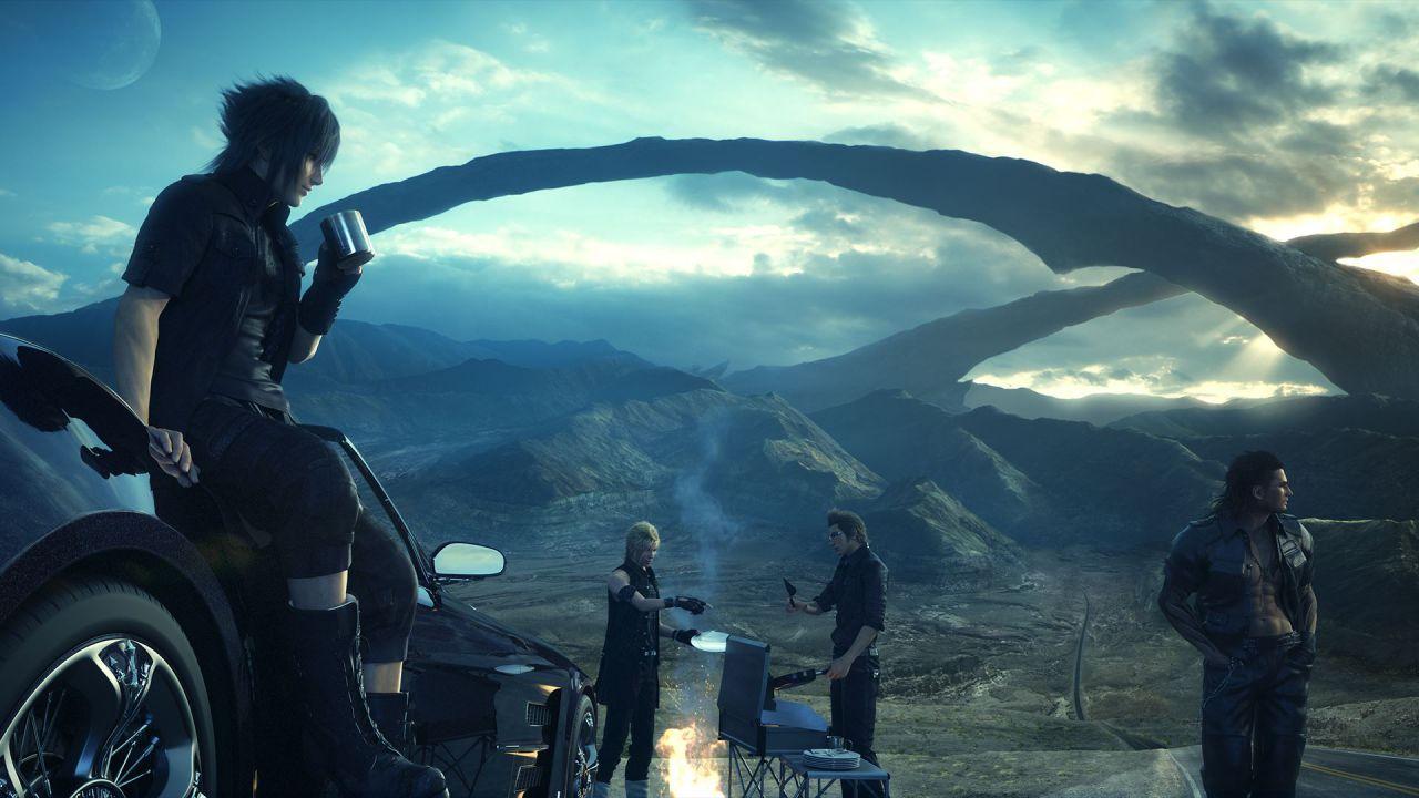 Sondaggio - Final Fantasy XV arriverà su PC: cosa ne pensi?