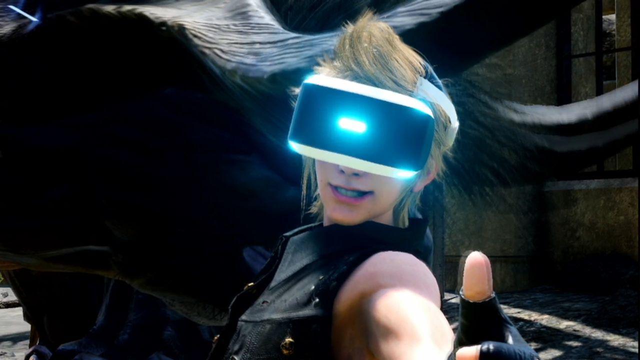 Sondaggio - Final Fantasy XV VR Experience: cosa ne pensi?