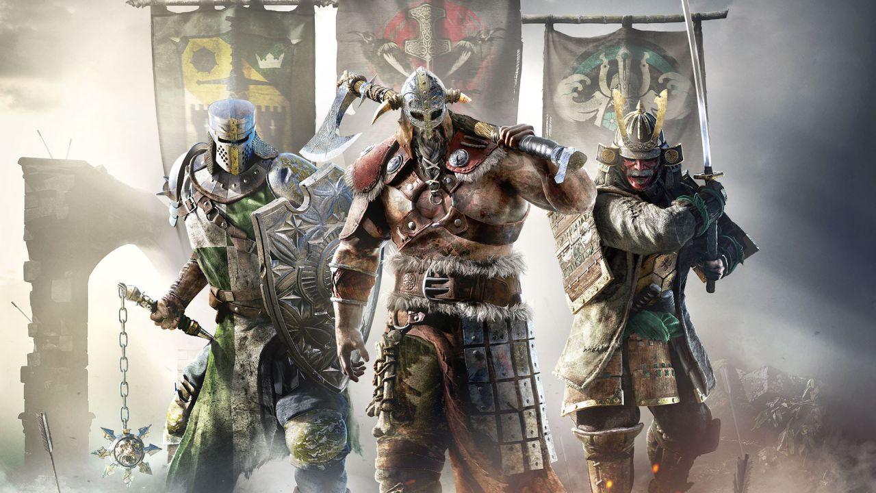 Sondaggio - For Honor è stato uno dei protagonisti della Gamescom: cosa pensi del comparto multiplayer?