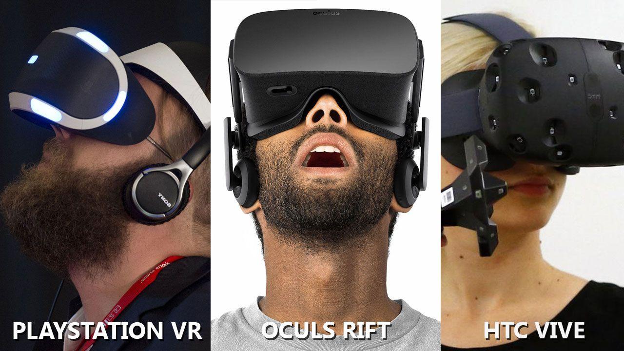 Sondaggio - Il 2016 sarà l'anno della realtà virtuale. Quale tra questi visori sei più propenso ad acquistare?