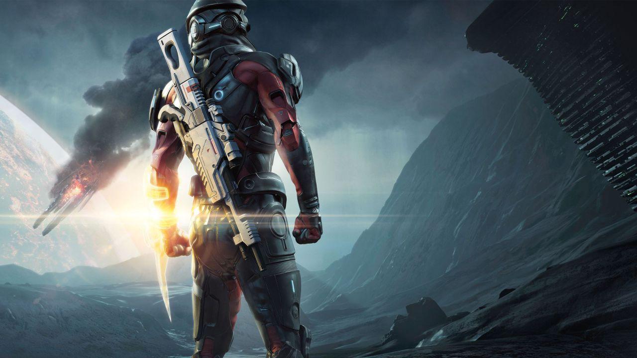 Sondaggio - Mass Effect Andromeda non riceverà altri contenuti per il single player: cosa ne pensi?