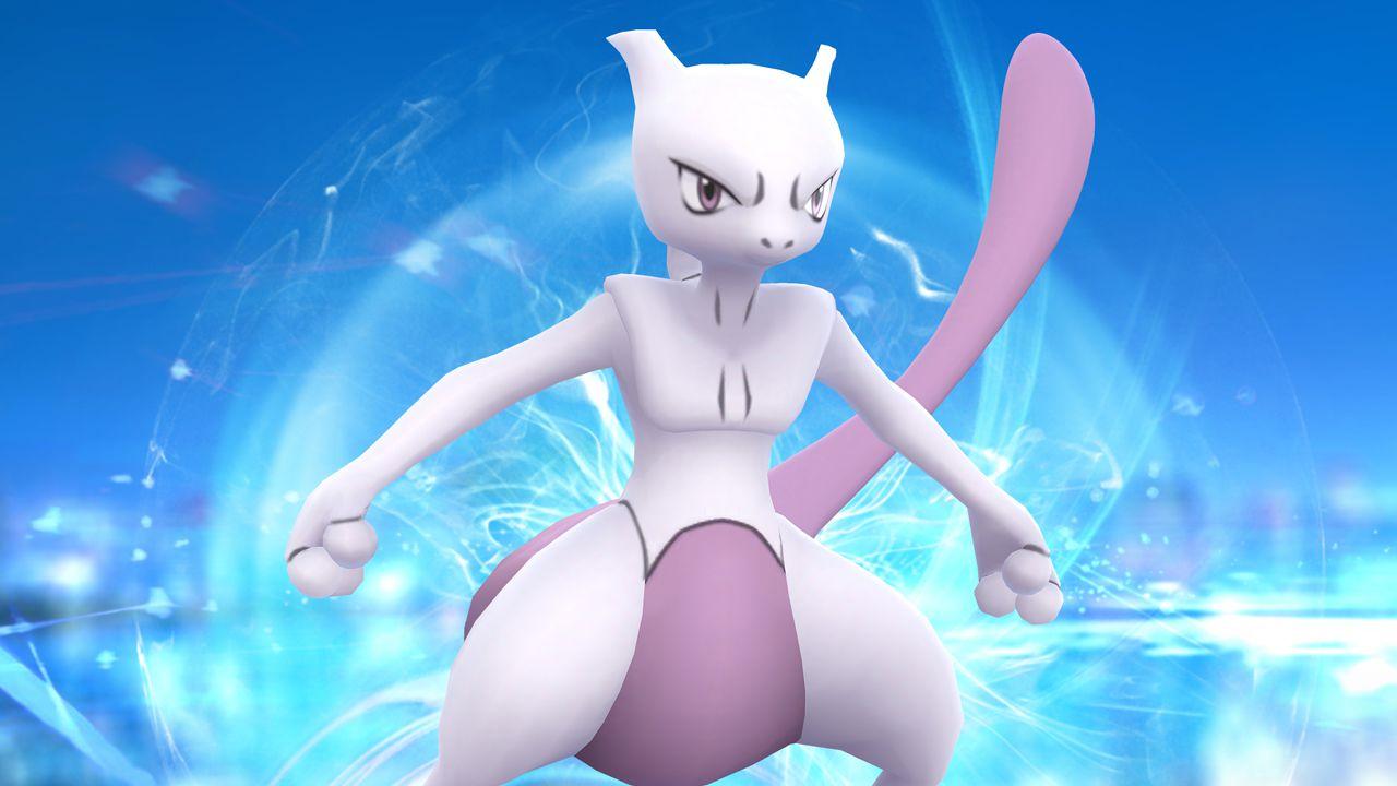 Sondaggio - Mewtwo arriva su Pokemon Go: lo catturerai?