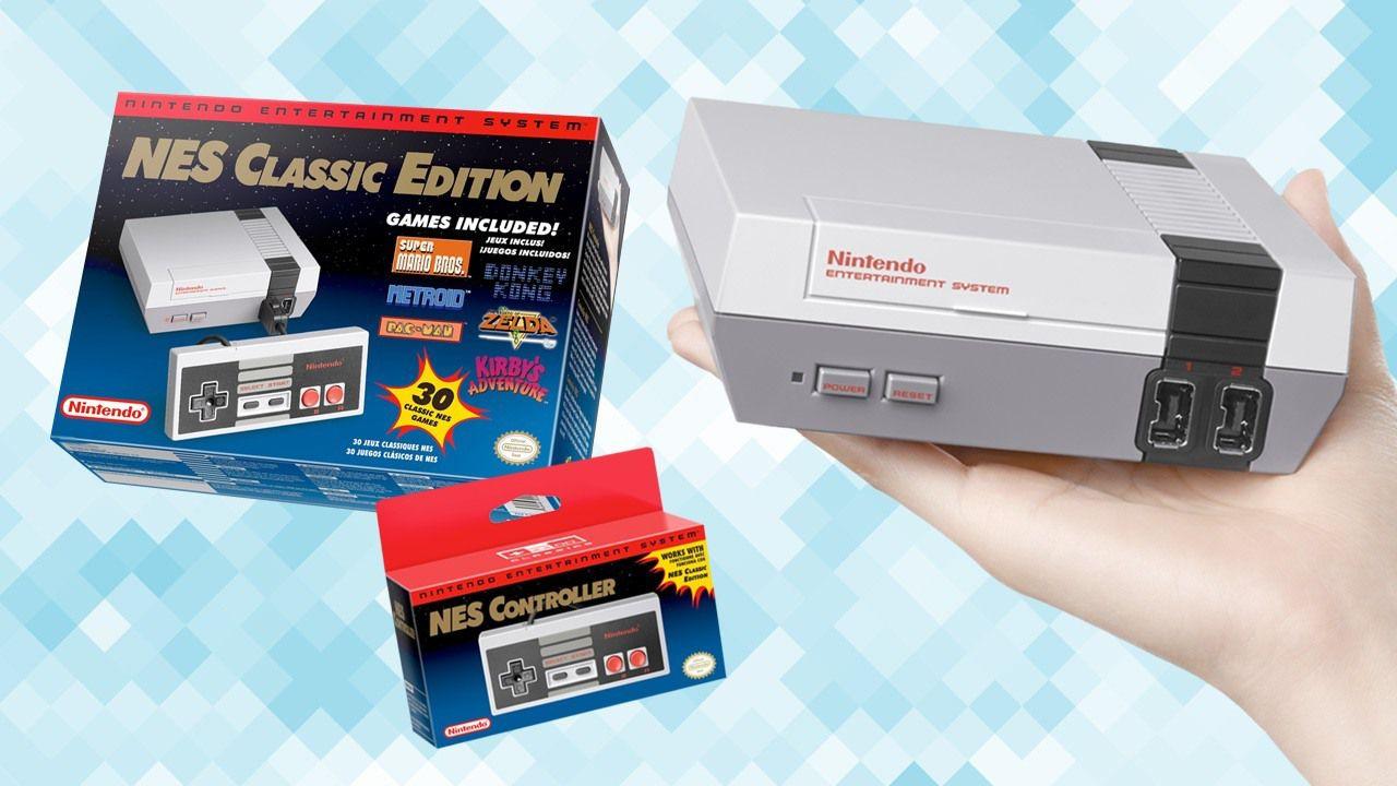 Sondaggio - Nintendo Classic Mini: Qual è il tuo gioco preferito?
