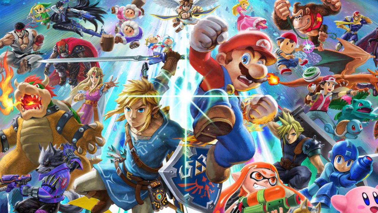 Super Smash Bros Ultimate: Nintendo rassicura, Luigi è ancora vivo
