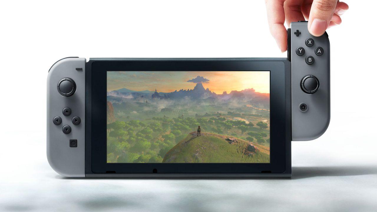 Sondaggio - Nintendo Switch: cosa ne pensi della nuova console della casa di Kyoto?