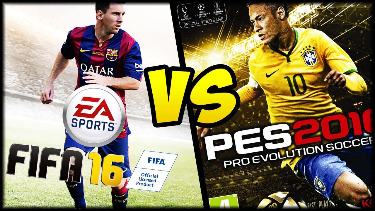 Sondaggio - PES o FIFA, quale gioco di calcio hai comprato quest'anno?