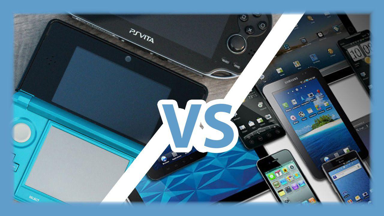 Sondaggio - Preferisci giocare su console portatili o su smartphone e tablet?
