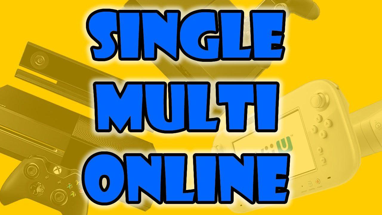 Sondaggio - Preferisci i giochi single o multiplayer?
