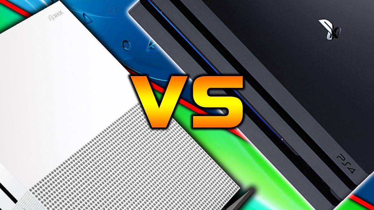 Sondaggio - PS4 Pro vs Xbox One S: quale console vorresti per Natale?