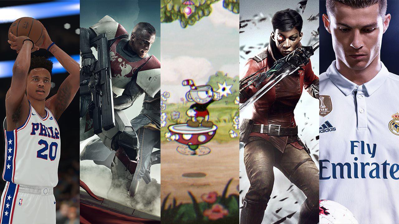 Sondaggio - Qual è il gioco per console e PC più atteso di Settembre 2017?