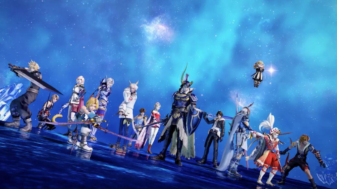 Sondaggio - Qual è il miglior protagonista maschile della serie Final Fantasy?