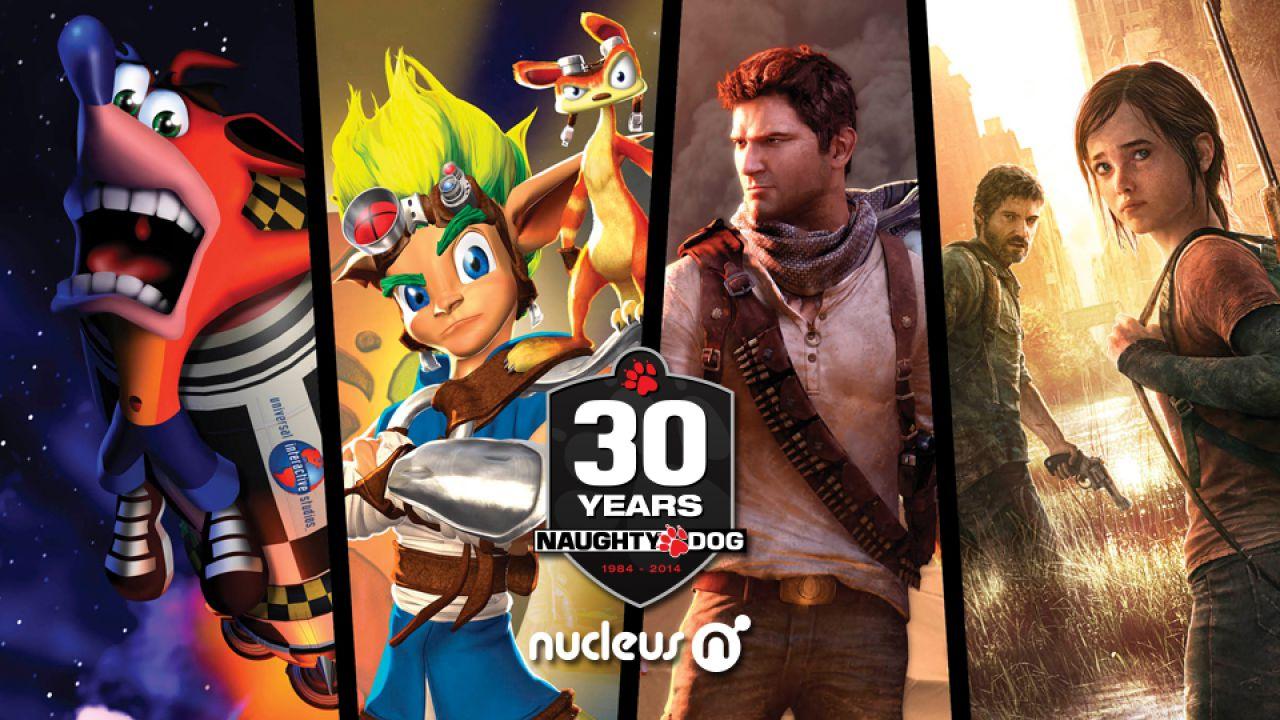 Sondaggio - Qual è la miglior saga Naughty Dog di sempre?